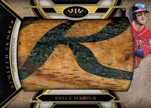2015 Topps Tier One Limited Lumber