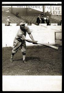 Honus Wagner, 1918