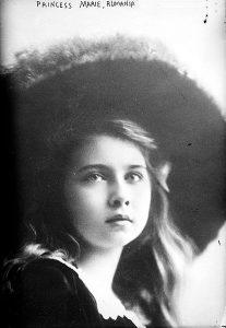 Princess Maria or Romania