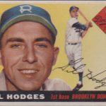 Gil Hodges 1955 Topps