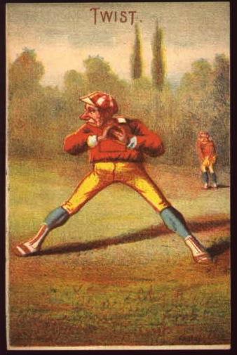 1870x baseball trade card  resembling a chalk sketch