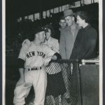 Mickey Mantle family 1951