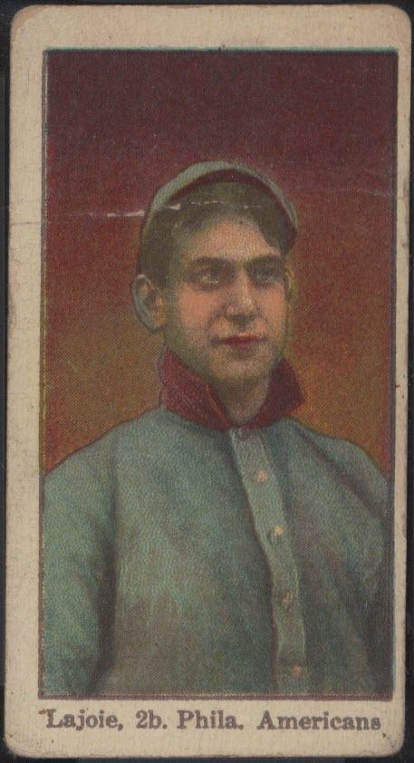 Nap Lajoie 1915 E106
