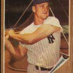 Roger Maris 1962 Topps