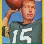 Bart Starr 1967 Philadelphia Gum