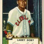 Larry Doby 1952 Topps
