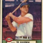 Ted Kluszewski 1952 topps