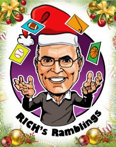 Rich Holiday Ramblings