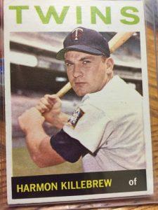 1964 Topps Harmon Killebrew