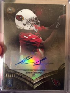 2014 Bowman Sterling Football auto