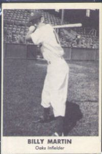 Billy Martin 1949 Remar