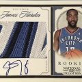 James Harden National Treasures RC