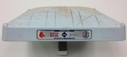 Final hit first base Derek Jeter