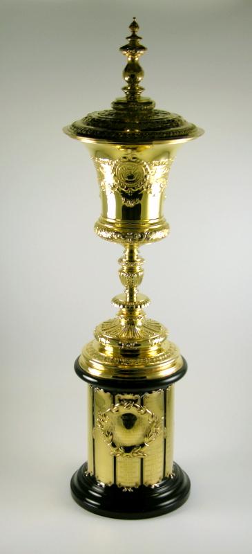 US Amateur Golf Championship replica trophy