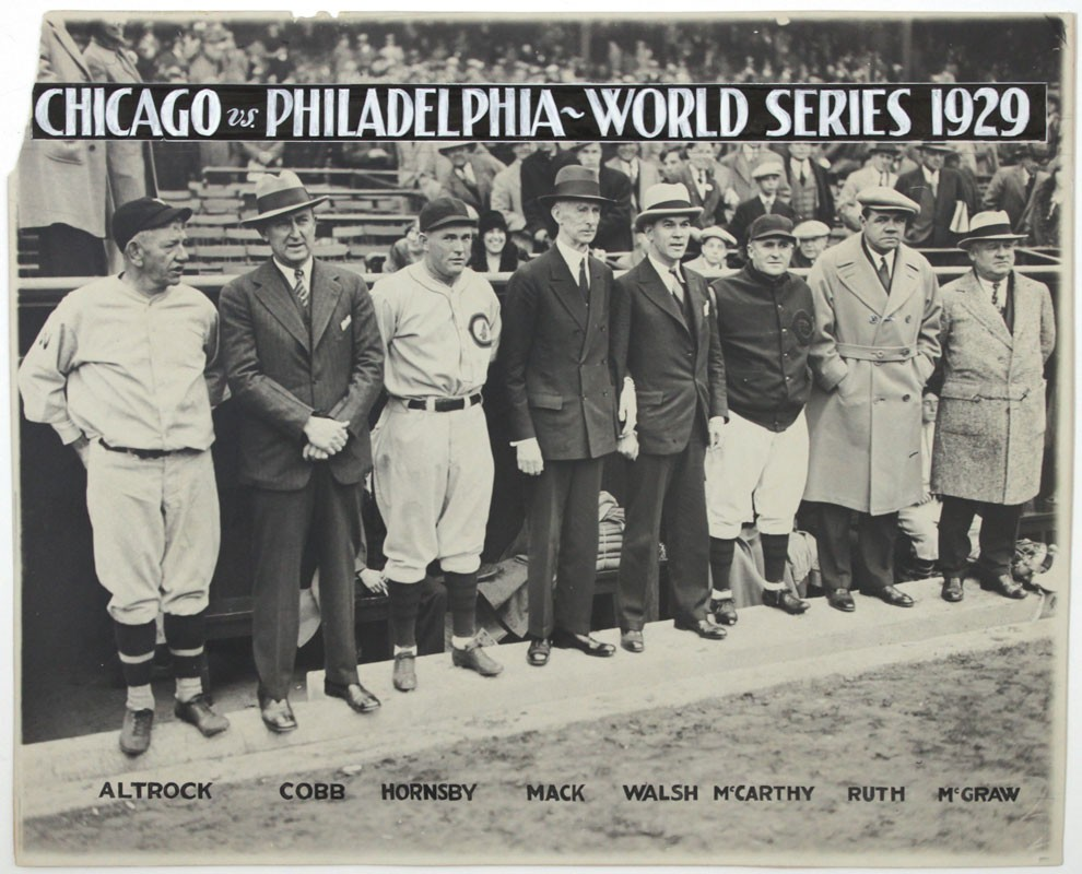 World Series photo 1929