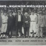 World Series photo 1924