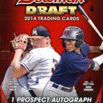Bowman Draft 2014 hobby box