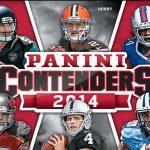 Panini Contenders 2014 hobby box