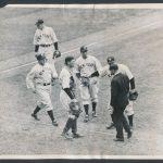 Lou Gehrig 1936 Yankees vs Senators