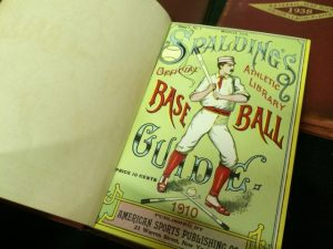 1910 Reach Baseball Guide