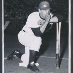 1957 photo Roger Maris rookie season