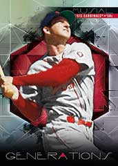 Stan Musial 2015 Topps Finest