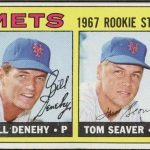 Tom Seaver rookie card