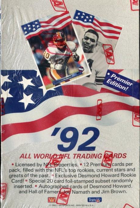 AW Football 1992