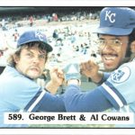 SSPC George Brett-Al Cowens