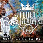 Panini Court Kings hobby box 2014-15