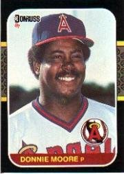 Donnie Moore 1987 Donruss