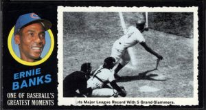 Ernie Banks 1971 Topps Greatest Moments