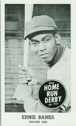 Ernie Banks 1959 Home Run Derby