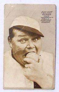 1919 Zeenuts Roscoe 'Fatty' Atbuckle