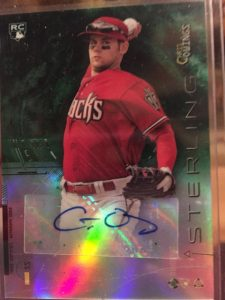 2014 Bowman Sterling auto