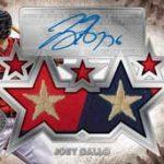 Future Stars Game autograph relic 2015 Bowman Inception Baseball