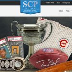 Website SCP Auctions