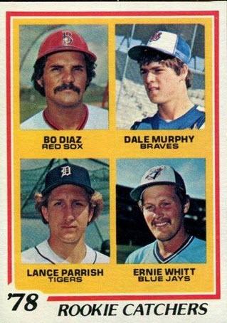 Dale Murphy 1978 Topps