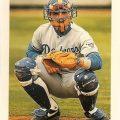 Mike Piazza 1992 Bowman rookie card
