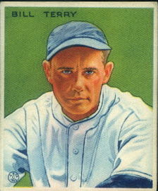 1933-Goudey-Bill-Terry-portrait