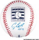 Craig Biggio signed baseball
