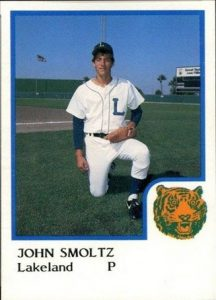 John Smoltz Lakeland Tigers
