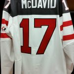 Connor McDavid World Juniors Jersey