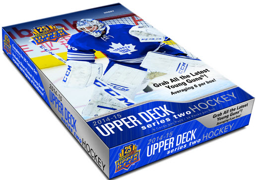 Upper Deck Series 2 Hockey 2014-15