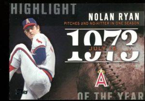 Topps 2015 Highlight Year Nolan Ryan