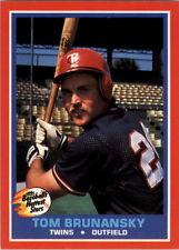 1987 fleer baseballs hottest stars