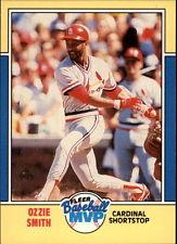 1988 Fleer Baseball MVP