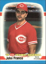 1989 Fleer Heroes of Baseball