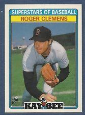 1987 topps superstars of baseball