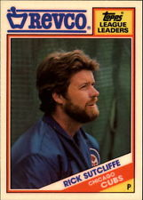 1988 Topps League Leaders